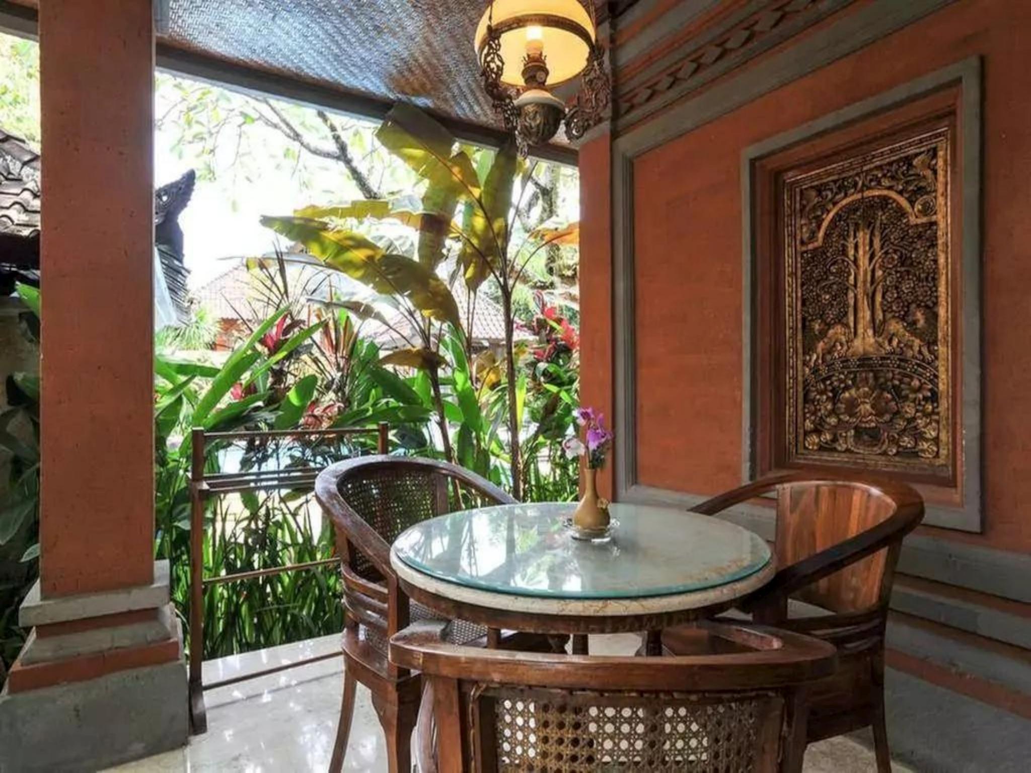 #10 Bungalows at Ubud Royal Palace