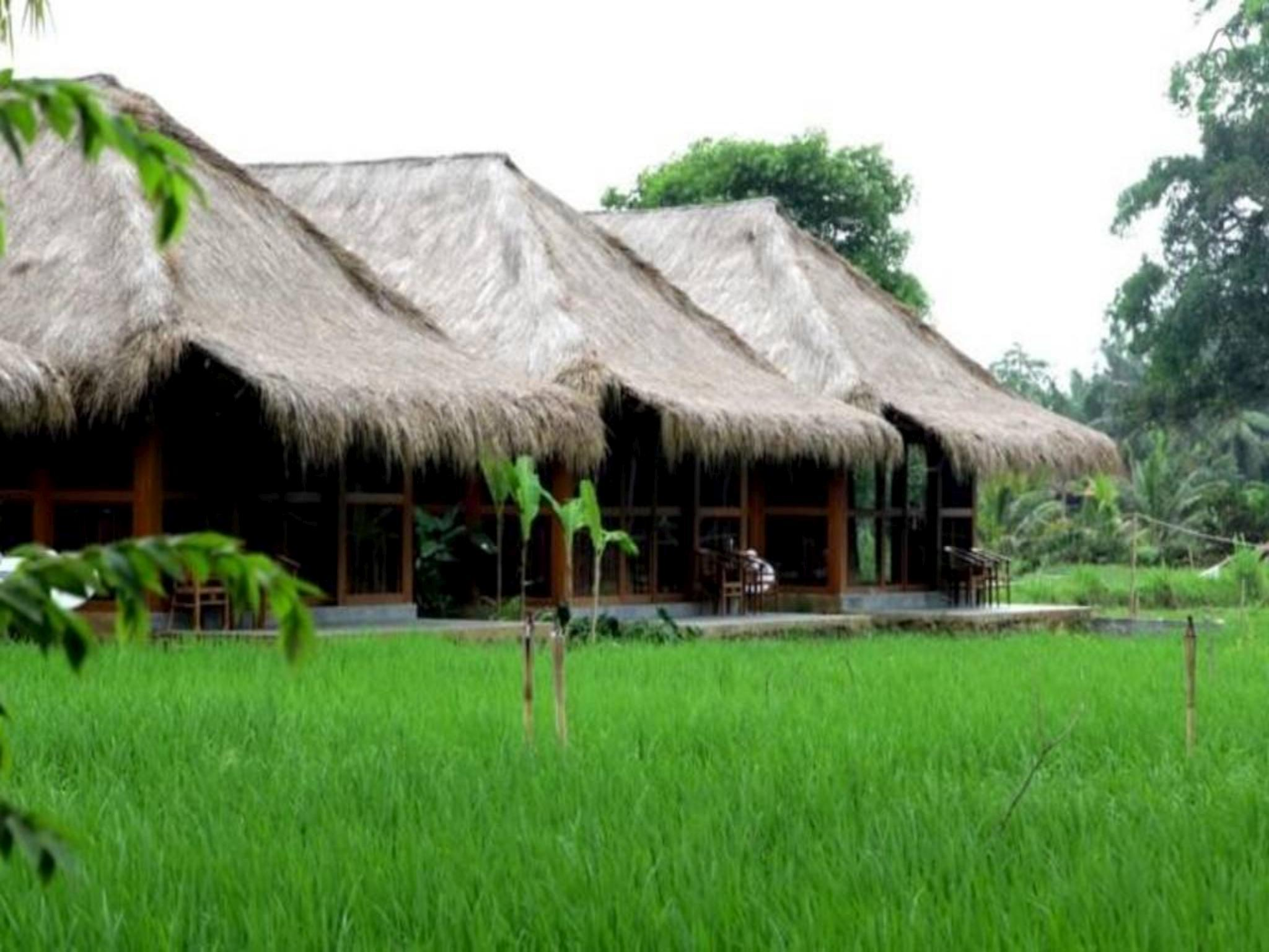 1 BDR Deluxe Double Room by Sapulidi at Ubud