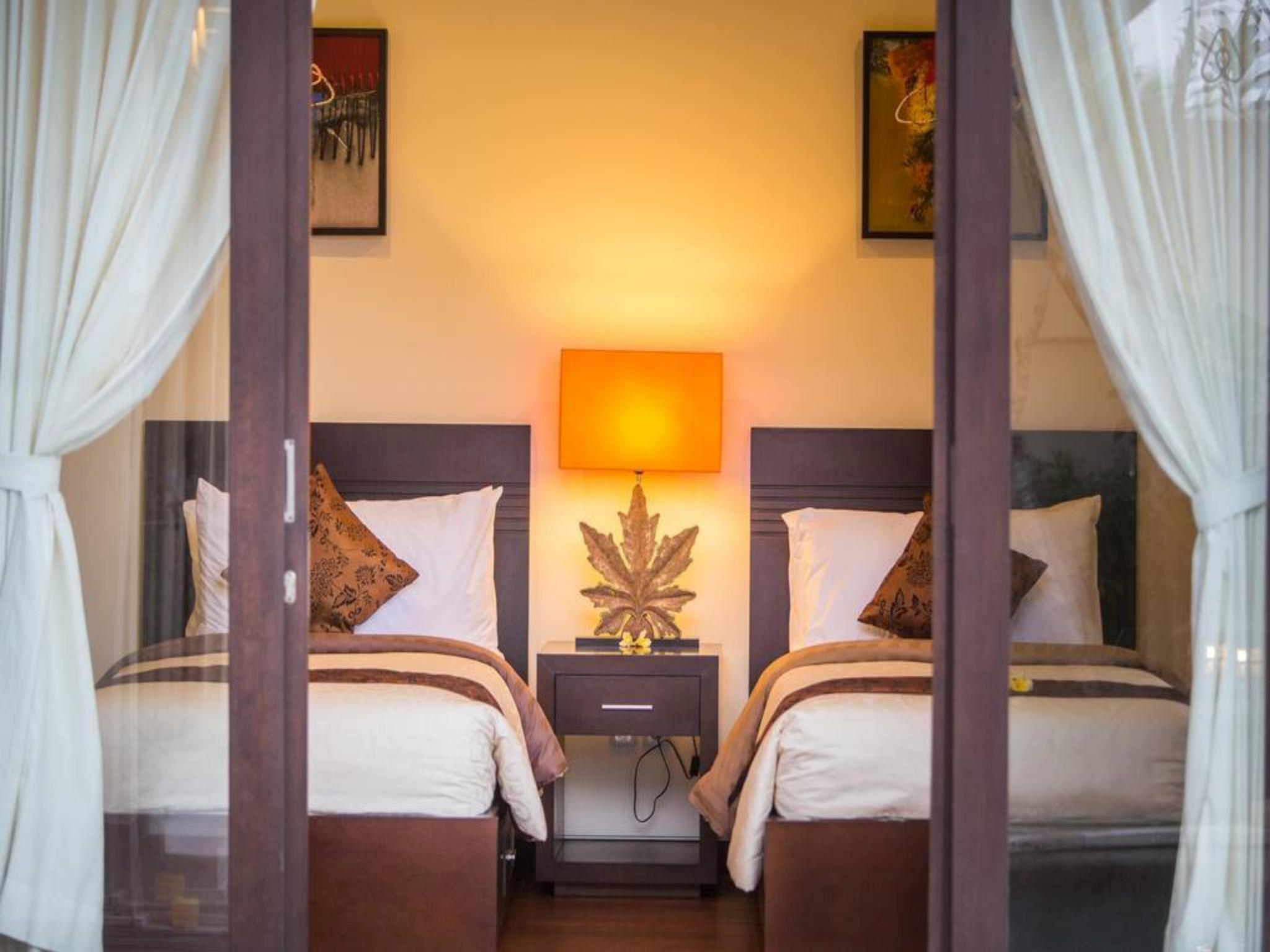 2 Bedroom Villas Kinori at Jimbaran - Brand New