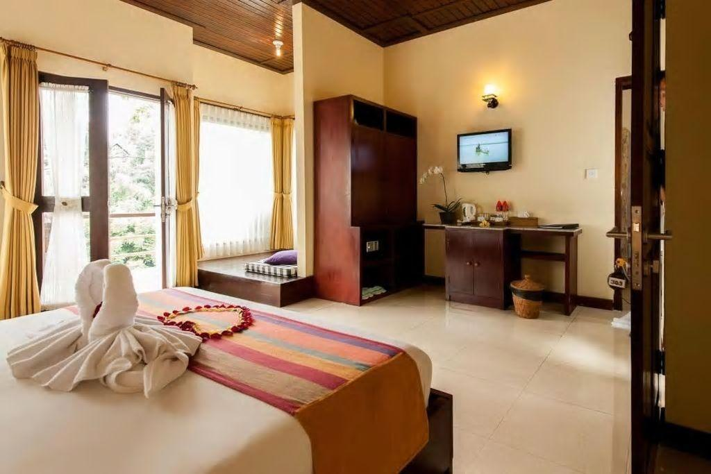 Deluxe Valley Room Only at Ubud
