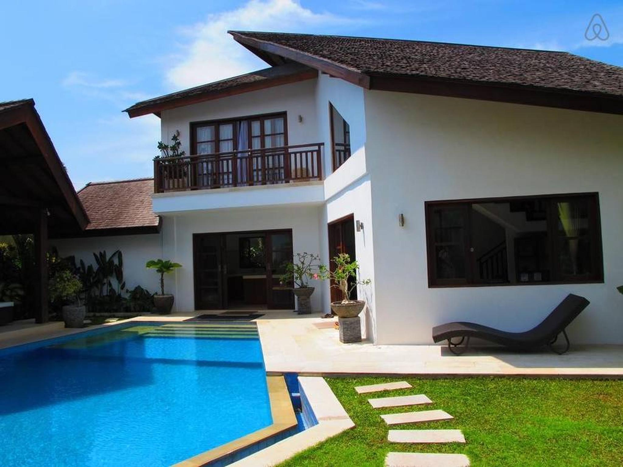 3 BDR Origami Luxury Villa Seminyak