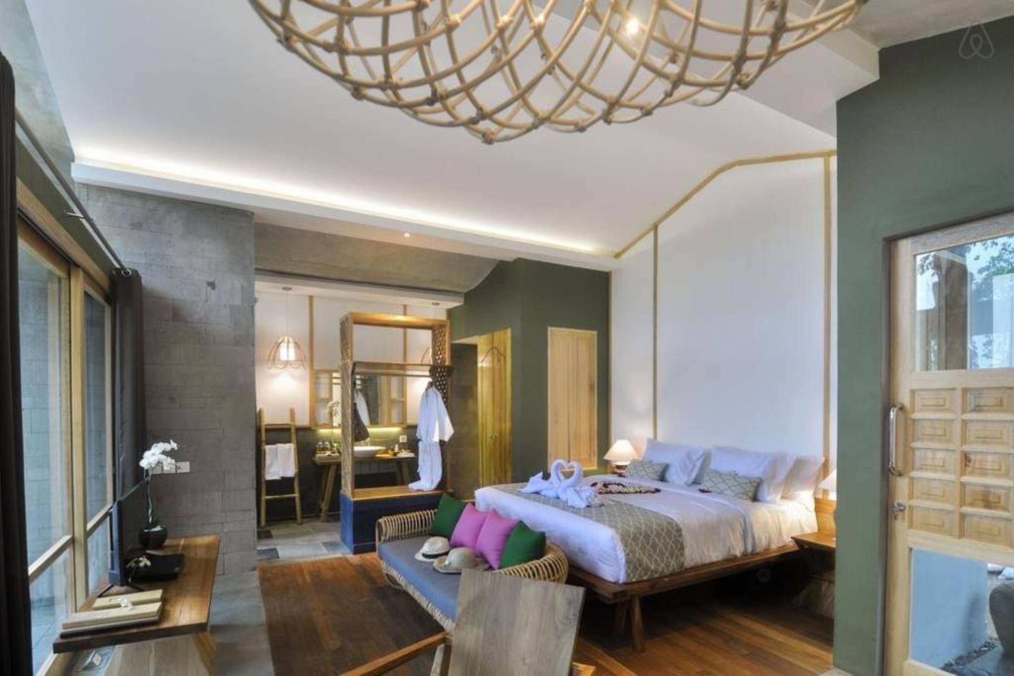 1 BDR Terrace suite Villas at Ubud