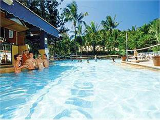 BreakFree Long Island Resort Whitsundays - Kolam renang
