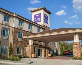 Sleep Inn and Suites Moundsville