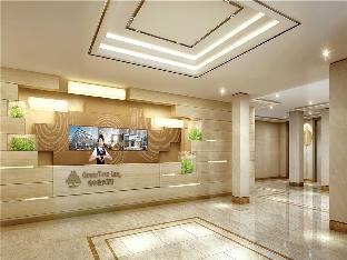 GreenTree Inn Chizhou Dongzhi County Lishan Xiushui Express Hotel