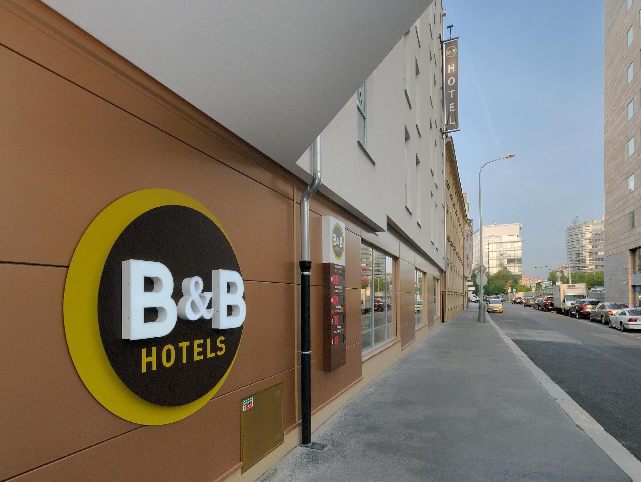 B & B Hotel Prague -City - Prague