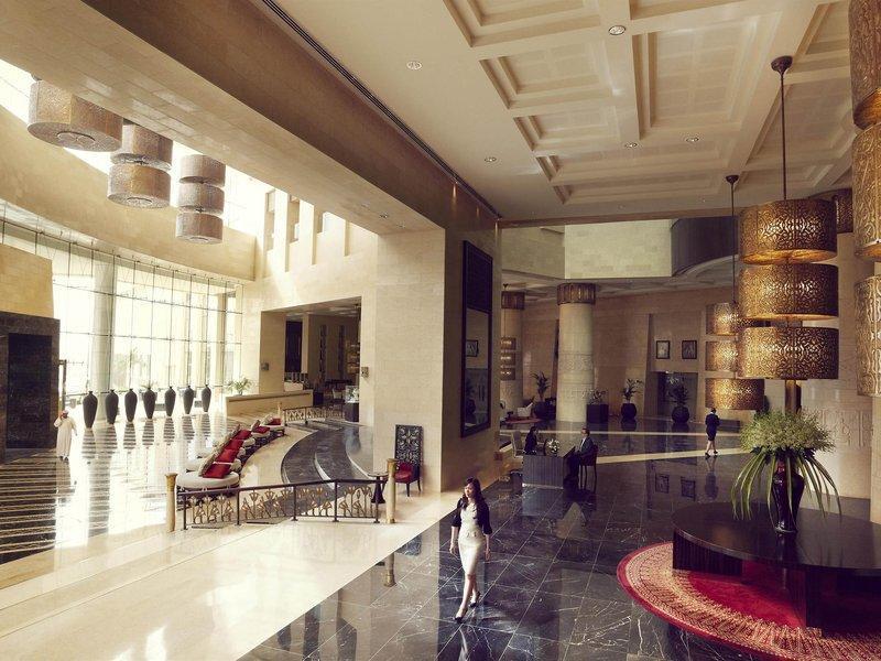 Raffles Dubai Hotel – Dubai 1