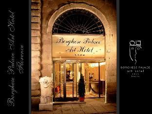 Reviews Borghese Palace Art Hotel