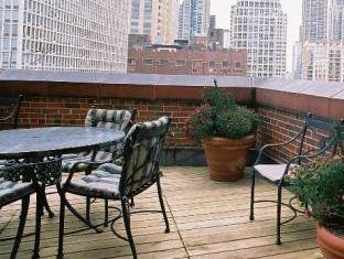 The Whitehall Hotel Chicago (IL) - Balkon/Terrasse