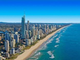Vibe Hotel Gold Coast Gold Coast - Map
