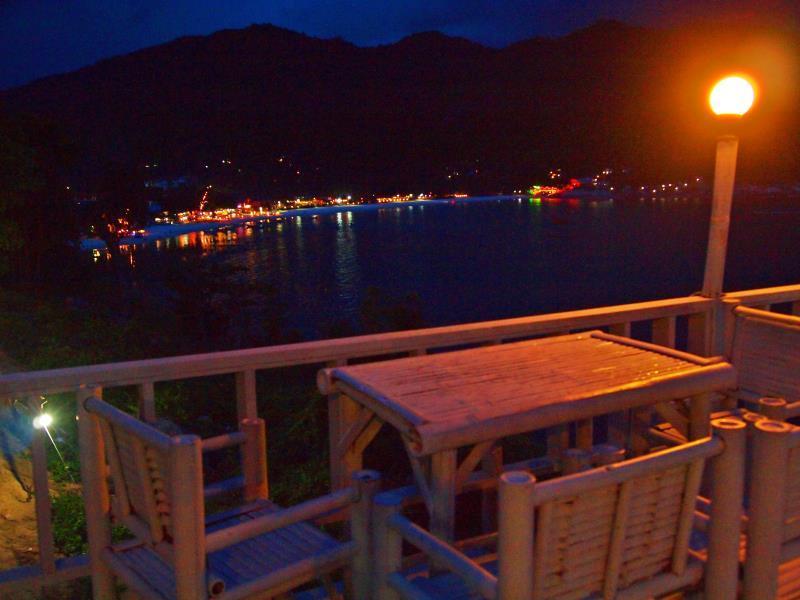 Chang Phueak Phangan Resort Koh Phangan Map