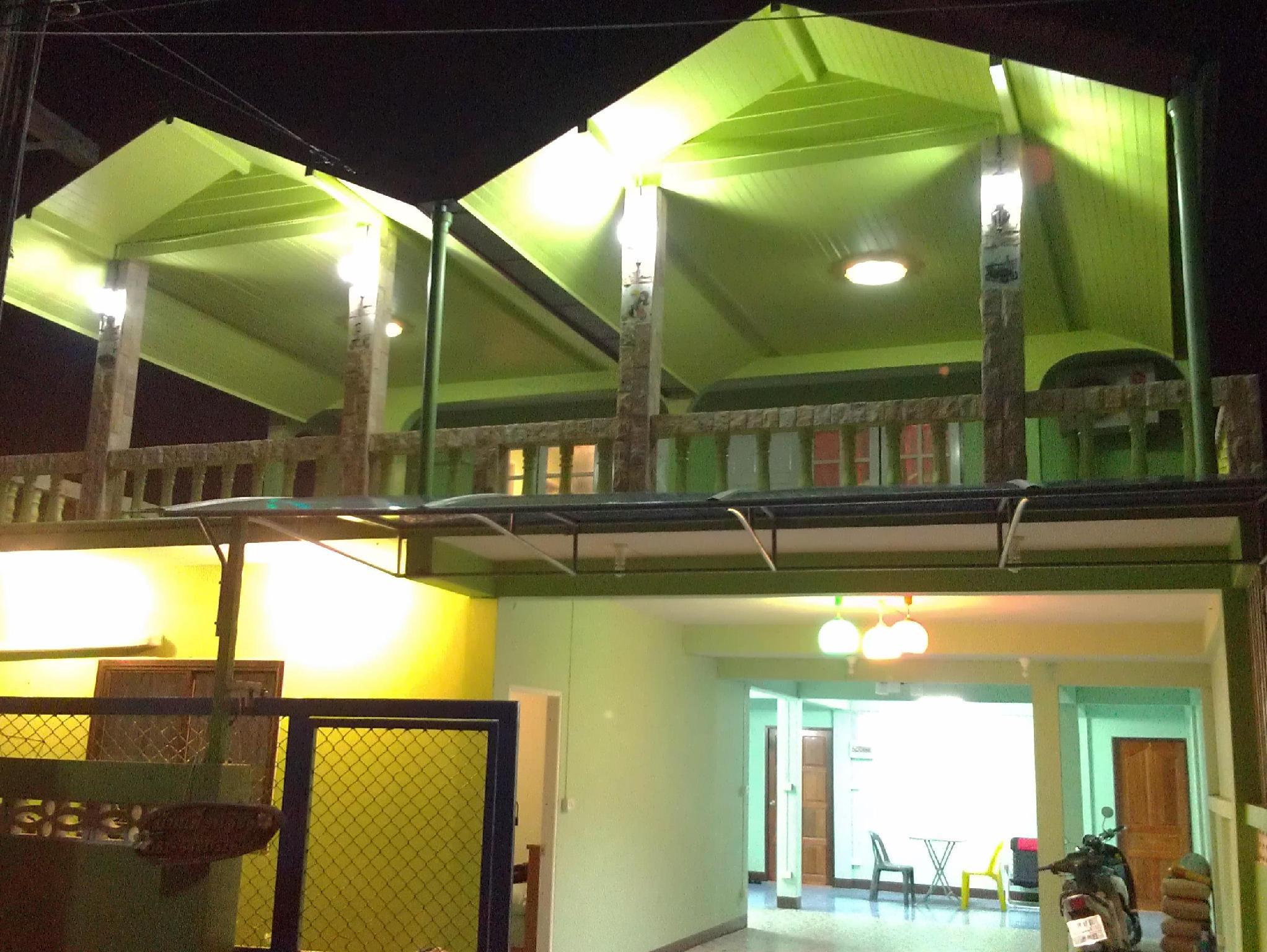班帕克布扬西尚格酒店,บ้านพัก เพื่อนสีชัง