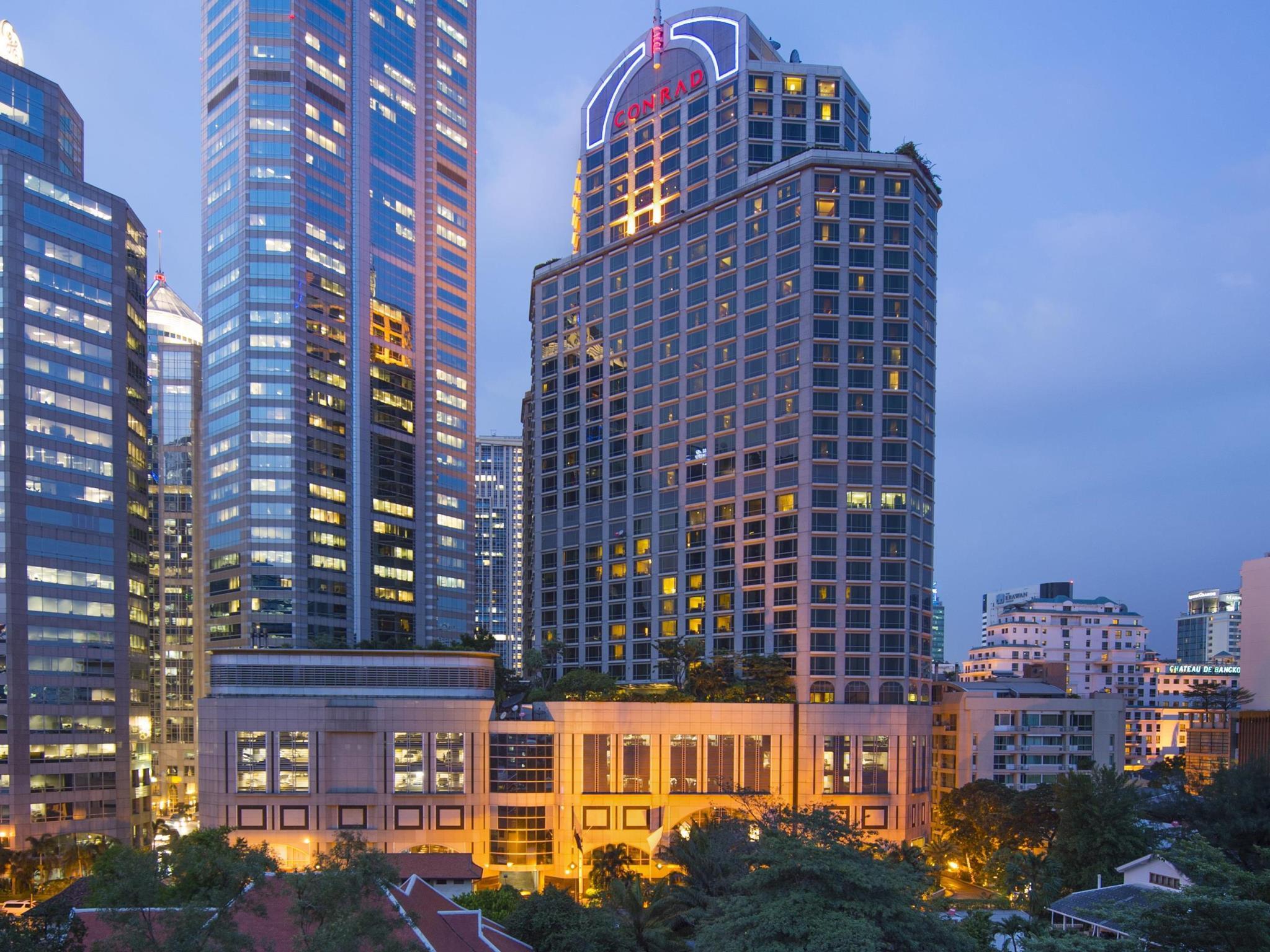 โรงแรมคอนราด กรุงเทพ