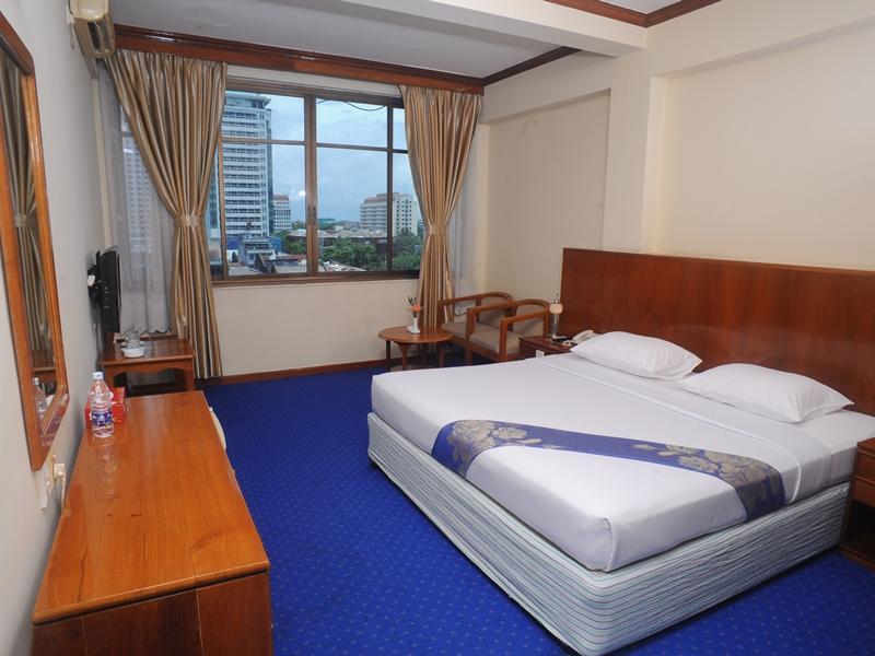 【 ヤンゴン 空室ホテル】パノラマ ホテル(Panorama Hotel)