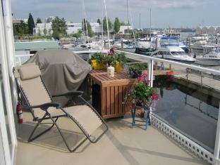 Float Home Vancouver (BC) - Balkon/Teras