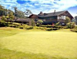 Camp John Hay Manor Hotel Baguio City - Exterior