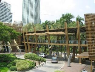 Somerset Millennium Makati Manila - Surroundings Greenbelt Malls