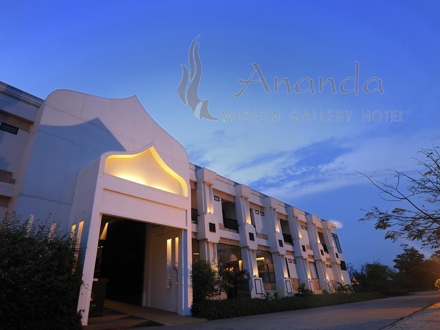 Ananda Museum Gallery Hotel Sukhothai