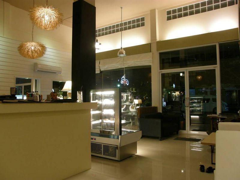 โรงแรมมูซ หัวหิน โคซี ไดน์ แอนด์ รูม