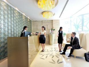 Hotel Clover 5 Hongkong Street Singapore - Hol