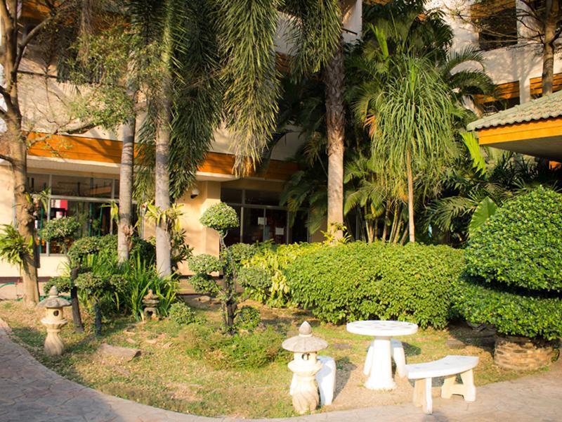 清迈公寓式酒店,โรงแรมเดอะ เรสซิเดนซ์