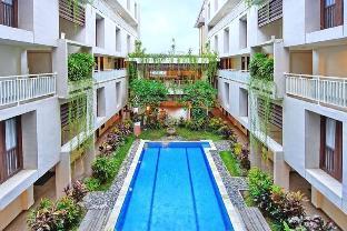 #Deluxe 1 Bdr residence4 #4 Adult #Legian-Seminyak - ホテル情報/マップ/コメント/空室検索