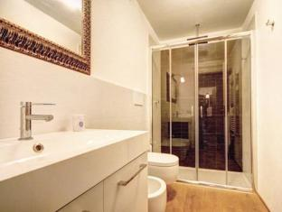 Palazzo Bichi Ruspoli Apartment Siena - Bathroom