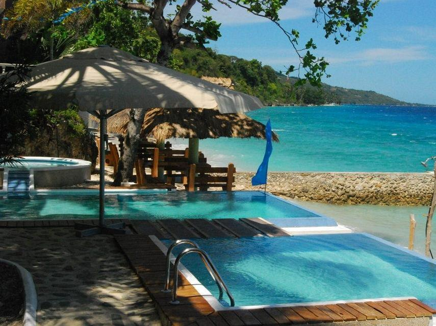 Cheap accommodations in oslob