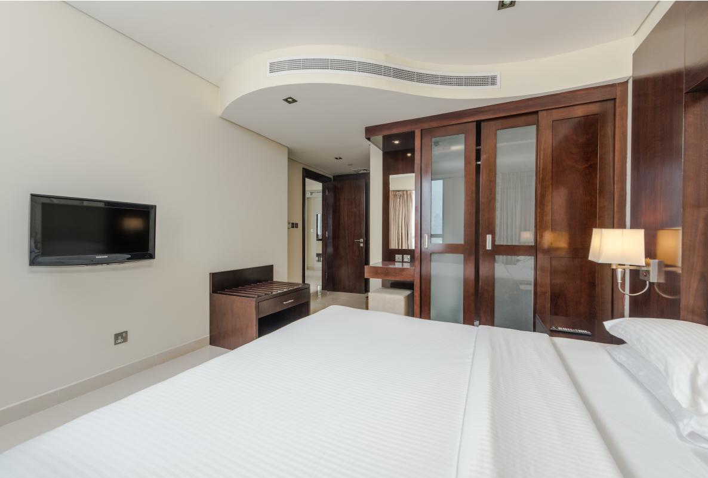 AlSalam Grand Hotel and Hotel Apartments Media City – Dubai 2