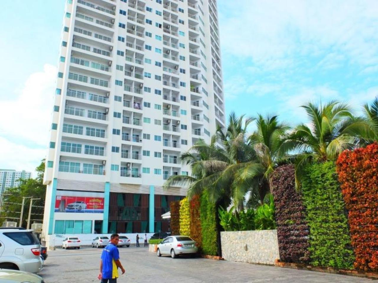 เอดี คอนโดมิเนียม วงศ์ อมาตย์ รูม นัมเบอร์ 118 (AD Condominium Wong Amat Room No 118)