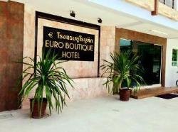 Euro Boutique Hotel Chumphon
