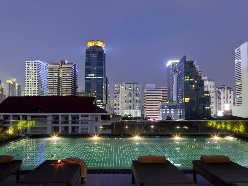 【Sukhumvit Hotel】U スクンビット ホテル バンコク(U Sukhumvit Hotel Bangkok)