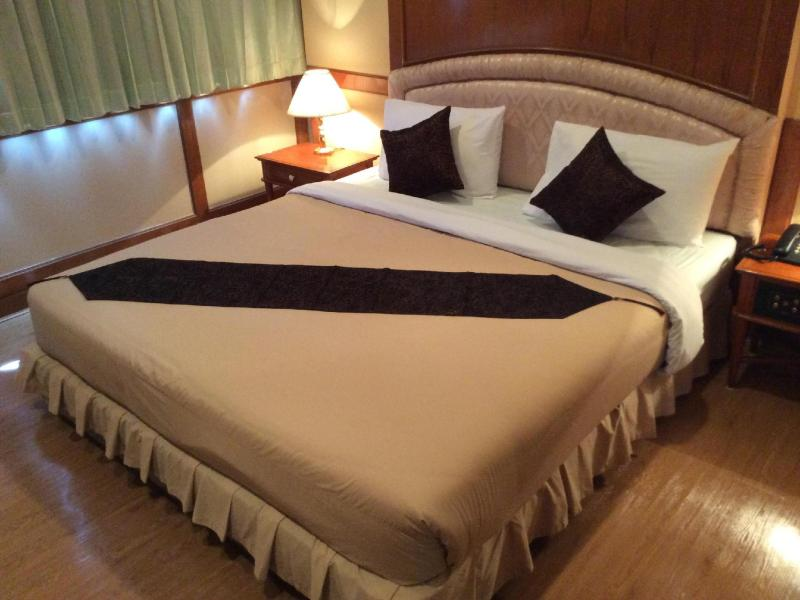 【Sukhumvit Hotel】ザ プロムナード ホテル(The Promenade Hotel)