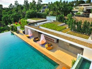Samujana Seven Bedroom Spectacular Pool Villa - Villa 12 - Koh Samui