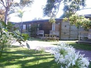 Lazy Acre Log Cabins PayPal Hotel Lakes Entrance