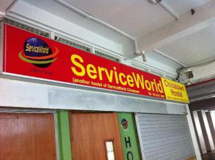 Service World Chinatown Hostel - Chin Swee