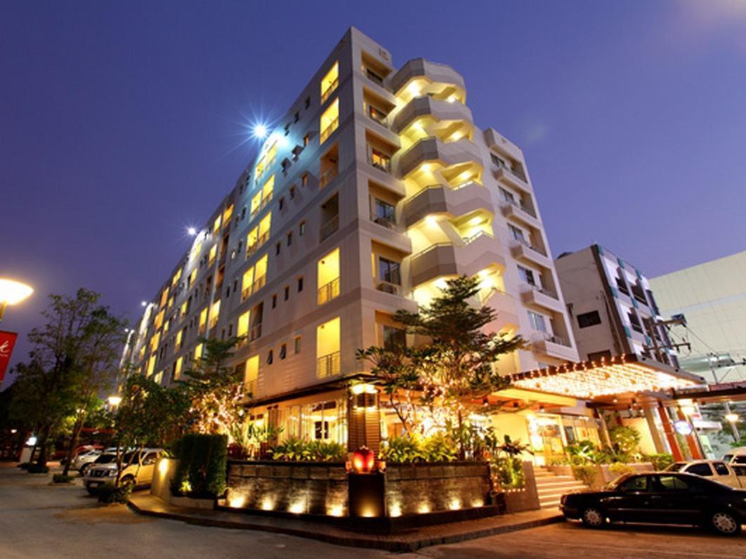 Pacific Park Hotel,แปซิฟิก พาร์ค โฮเต็ล แอนด์ เรสซิเดนซ์