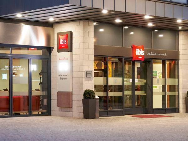 Ibis Bristol Centre Hotel Bristol