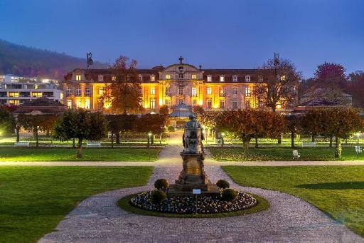 Dorint Hotels & Resorts Hotel in ➦ Staatsbad Bruckenau ➦ accepts PayPal