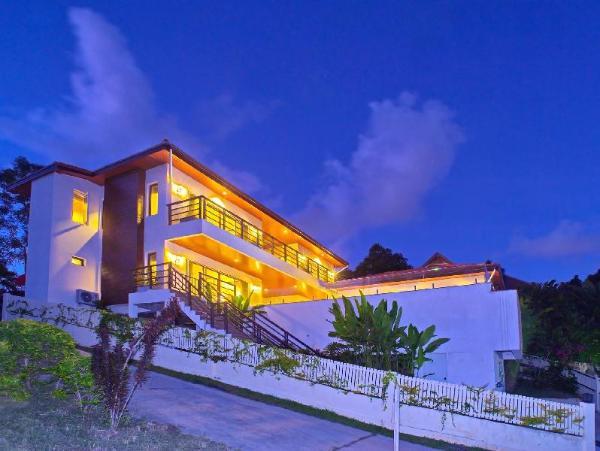 泰国苏梅岛日出海景别墅(Sunrise Seaview Villa) 泰国旅游 第1张