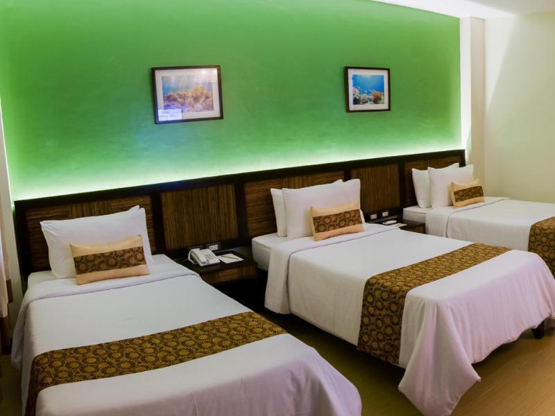 ボホール ビーチ クラブ リゾート (Bohol Beach Club Resort)