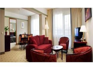 塔林梅里大飯店 塔林 - 客房