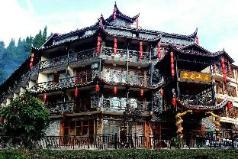 Coiling Dragon Villa, Zhangjiajie