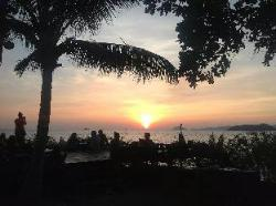 Banana Sunset Bar and Bungalows Koh Mak