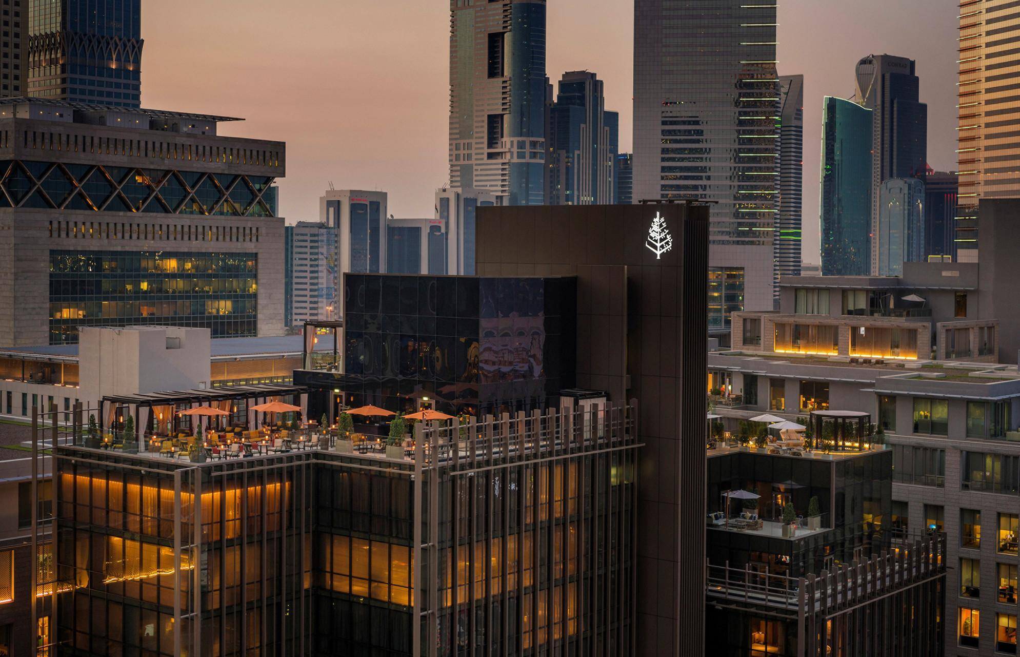 Four Seasons Hotel Dubai International Financial Centre – Dubai 1