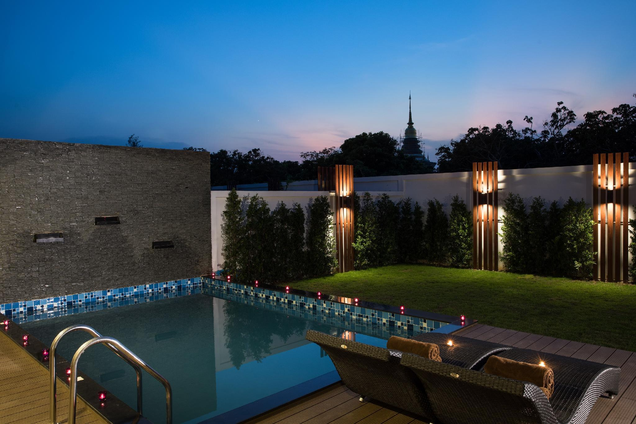 Zen Retreat Chiang Mai Villa,เซน รีทรีต เชียงใหม่ วิลลา