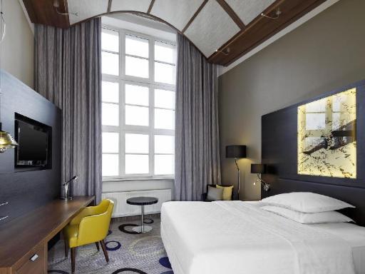 Sheraton Hanover Pelikan Hotel PayPal Hotel Hannover