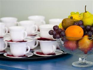 Hotel Dzingel Tallinn - Jedzenie i napoje