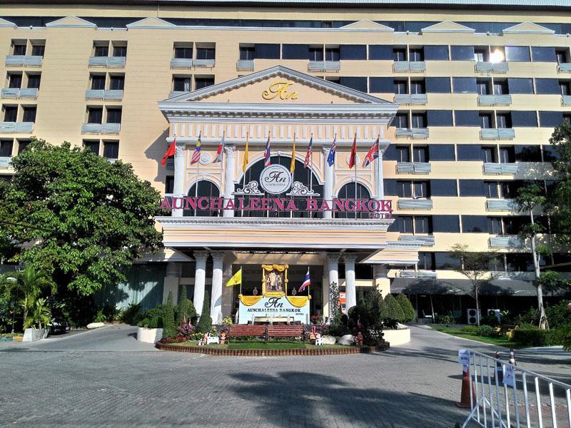 aunchaleena bangkok hotel rh hotels2thailand com