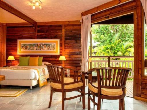 Acajou Beach Resort hotel accepts paypal in Seychelles Islands